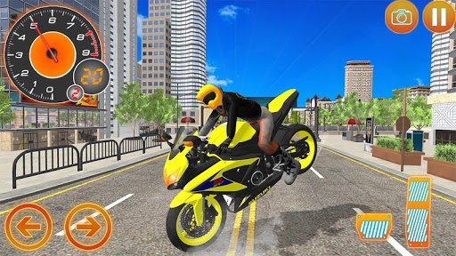 Incredible Motorcycle Racing Obsession apklade screenshots 2