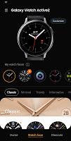 screenshot of Watch Active2 Plugin
