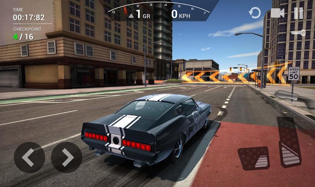 Ultimate Car Driving Simulator poster 3