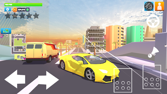 Rage City – Open World Driving And Shooting Game Mod Apk 49 (A Large Amount of Currency) 3
