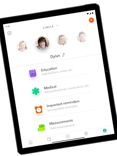 AppClose - co-parenting app  Screenshots 20