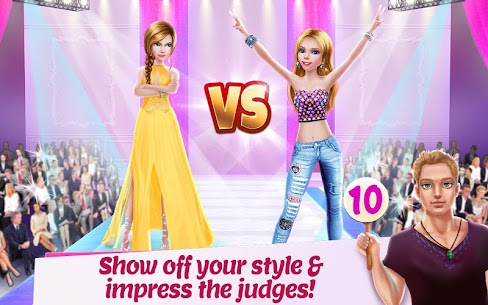 Shopping Mall Girl – Dress Up & Style Game Mod Apk 2.4.7 (Unlimited Money) 3