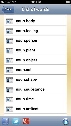 English Dictionary - Offline  screenshots 21