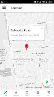 Debonairs Pizza - SD