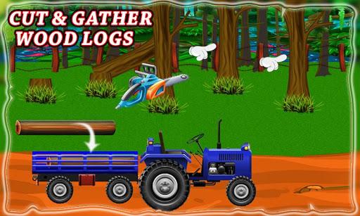 Build A Village Farmhouse: Construction Simulator screenshots 5