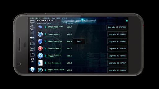 Hackers Online (MMO Simulator)  Screenshots 8