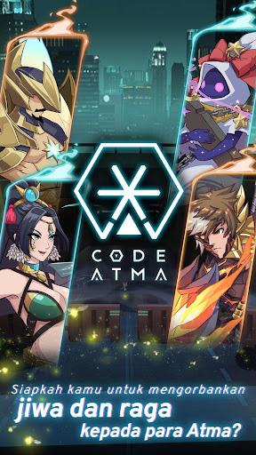 Code Atma: Indonesian Horror Idle RPG  screenshots 1