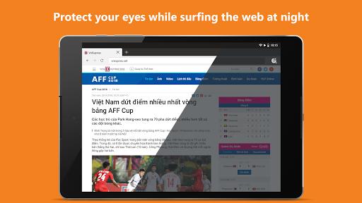 Cu1ed1c Cu1ed1c Browser - Browse web fast & secured 89.0.244 Screenshots 14