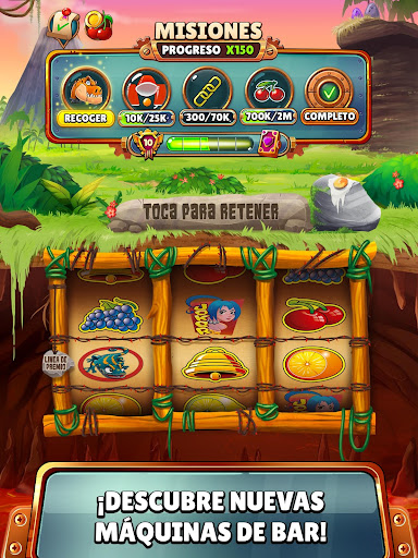 Mundo Slots - Mu00e1quinas Tragaperras de Bar Gratis screenshots 18