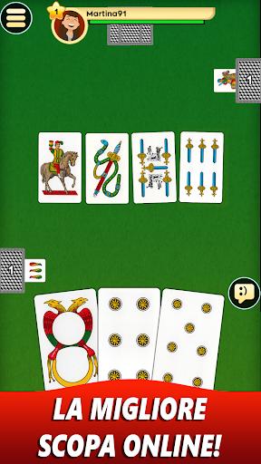 Scopa Online - Gioco di Carte 41.0 Screenshots 1