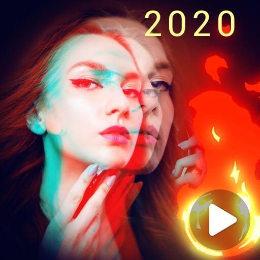 Baixar Magic Video Effect - Music Video Maker Music Story para Android