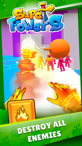 Super Powers 3D  screenshots 10