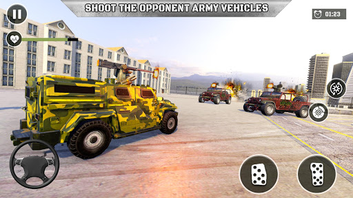 Army Prisoner Transport: Truck & Plane Crime Games  Screenshots 5