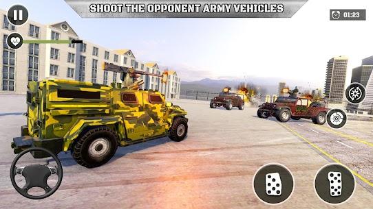 Army Prisoner Transport: Truck & Plane Crime Games 5