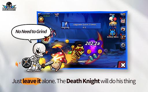 IDLE Death Knight - AFK RPG, idle games  screenshots 12