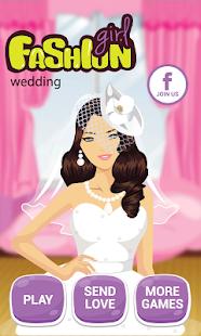 fashion girl wedding hack