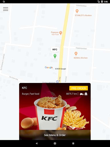 KFC Suriname  Screenshots 6