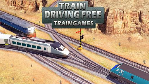 Train Driving Free  -Train Games 3.2 screenshots 1