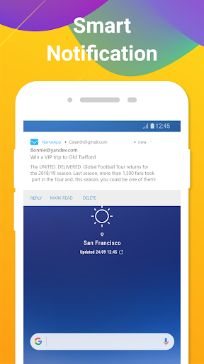 Email - Fast & Smart email for any Mail 2.21.38_0128 Screenshots 5