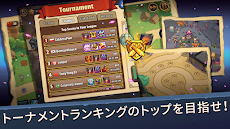 Realm Defense:  城 防衛 オンライン ファンタジーウォー ゲームのおすすめ画像4