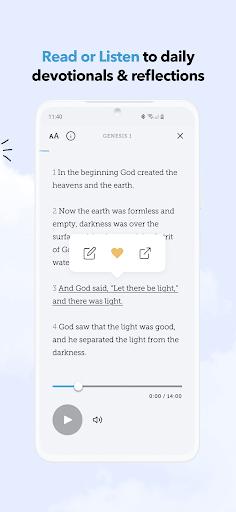 Glorify: Daily Prayer, Meditation, and Bible Study apktram screenshots 6