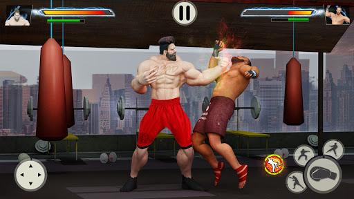 GYM Fighting Games: Bodybuilder Trainer Fight PRO  screenshots 2