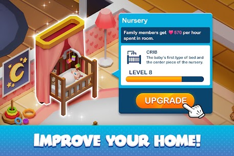 Idle Family Sim Mod Apk (Unlimited Money/Hearts) 7