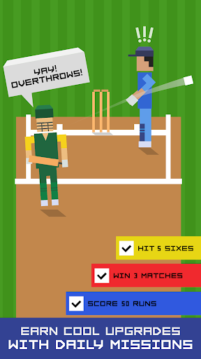 One More Run: Cricket Fever 1.62 screenshots 4