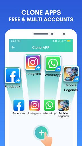 Clone App - App Cloner & Parallel Space  screenshots 4