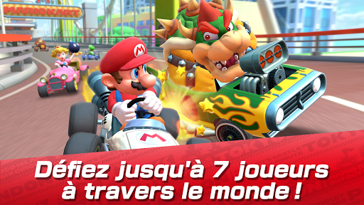Code Triche Mario Kart Tour (Astuce) APK MOD screenshots 4