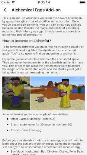 Multiplayer for Minecraft PE 3.1 screenshots 4