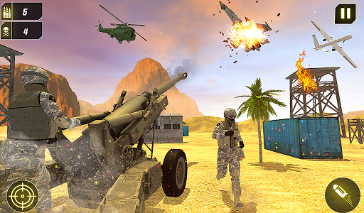 Military Missile Launcher:Sky Jet Warfare 1.0.8 screenshots 15