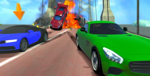 Traffic Car Racing: Highway Driving Simulator  screenshots 16