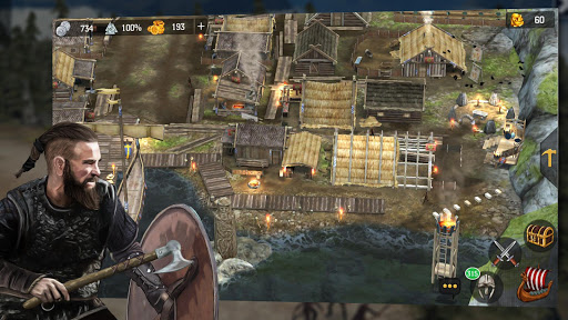 Télécharger Gratuit Vikings at War APK MOD (Astuce) screenshots 1