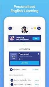 enguru Live English Learning for Adults & Kids 3