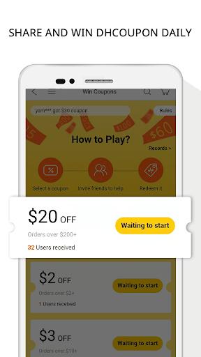 DHgate - online wholesale stores Apkfinish screenshots 4