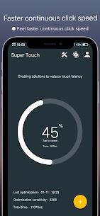 Super Touch – speedy sensitivity 4