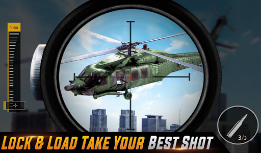 Real Sniper Shooter: FPS Sniper Shooting Game 3D 55 Screenshots 11