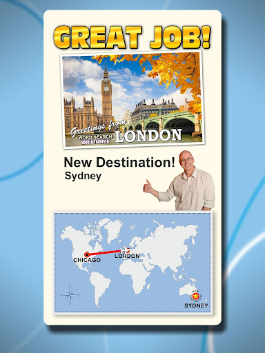 Word Search World Traveler 1.16.1 screenshots 15