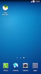 Task Manager Shortcut (For OLD Samsung device)