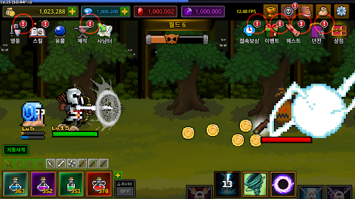 Grow ArcherMaster - Idle Action Rpg modavailable screenshots 4