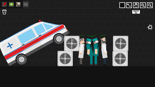 Doctor Surgery Playground: Scanner Ragdoll apktram screenshots 6