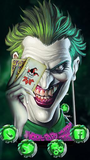 Psycho Joker Cool Theme 1.1.10 Screenshots 8
