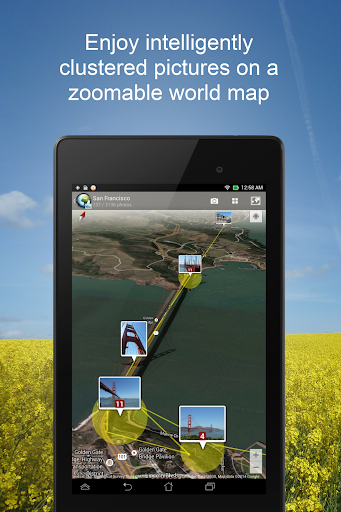 PhotoMap Gallery - Photos, Videos and Trips android2mod screenshots 10