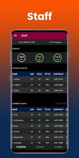 Basketball Legacy Manager 21  screenshots 6