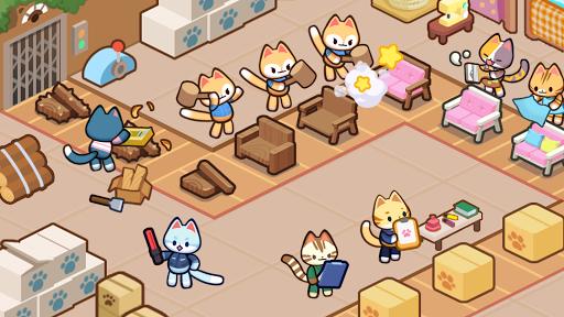 Kitty Cat Tycoon : make cat tree screenshots 6