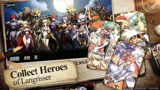 Langrisser  screenshots 2