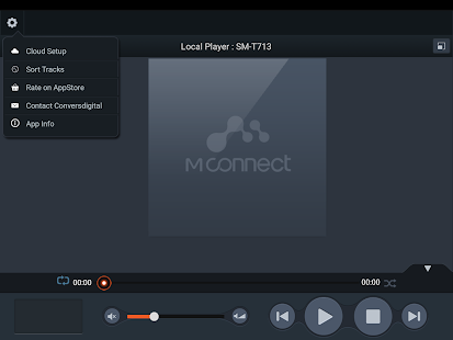 mconnect Player HD – Google Cast & DLNA/UPnP Screenshot