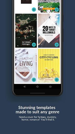 Book Cover Maker by Desygner for Wattpad & eBooks  screenshots 3