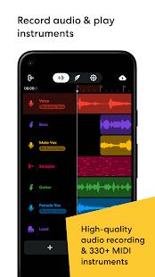 BandLab u2013 Music Recording Studio & Social Network 10.0.5 APK screenshots 5